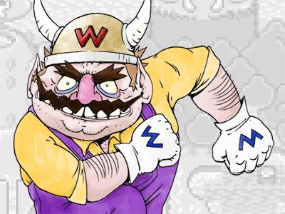 Bull Wario