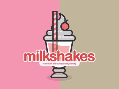 Milkshakes is great for weekend!