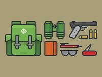 Survival Kit in Modern Era