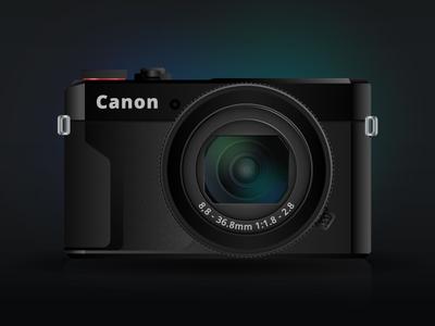 Canon Realistic Mirrorless Camera