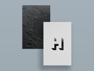Humane - Simple Business Card Free Mockup template. stationery branding resource freebies template mockup business card