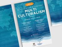 NL Multiculturalism Week Poster