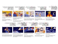 Camp Yowzers - Storyboard