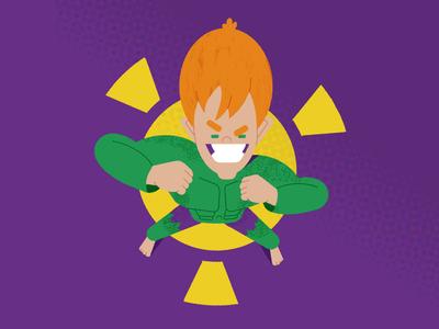Litte Hulk Smash