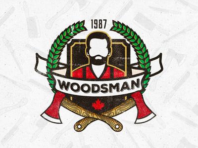 Woodsman Badge