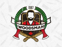 Woodsman Badge