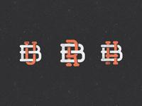 Two letter monogram combination