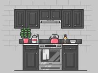 Kitchen #003