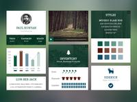 Lumberjack UI