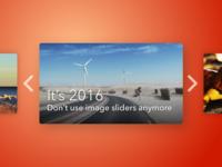Daily UI 072   Image Slider
