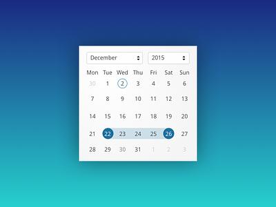Daily UI 080   Date Picker widget schedule picker date calendar date picker 080 daily ui dailyui