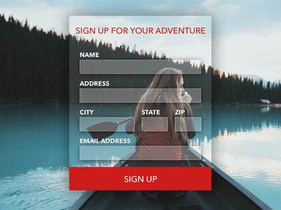 Daily UI 082   Form login sign in conversion sign up form 082 dailyui daily ui