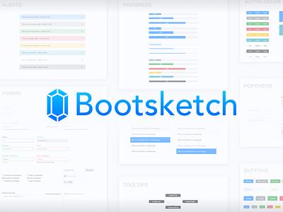 Introducing Bootsketch sketch asset ui mockups ui sketch bootstrap