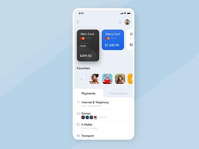 Payment Flow figma aftereffect principleapp payment bank app challange design wallet ios concept ux ui mobile app
