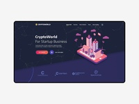 Another CryptoWord layout for WordPress!