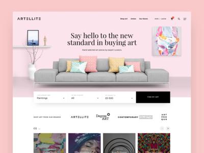E-commerce Art