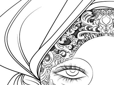 Fashion Sketch Update illustration sketch fashion line shading grayscale