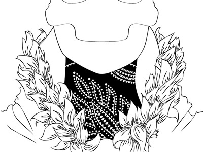 Fashion Sketch fashion sketch illustration line