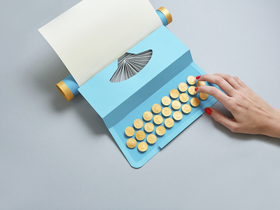 Copywriter Life: A (Clean) Limerick branding photography paper crafts content copywriting