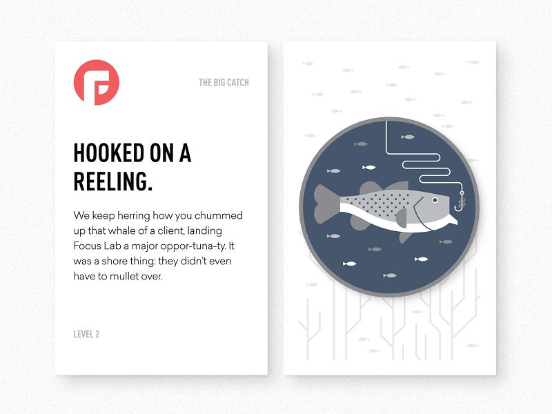 Bad Fish Jokes Make Good Sales Copy by Clea Hernandez for