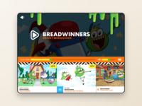 Nickelodeon Player