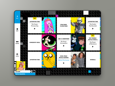 Cartoon Network Concept