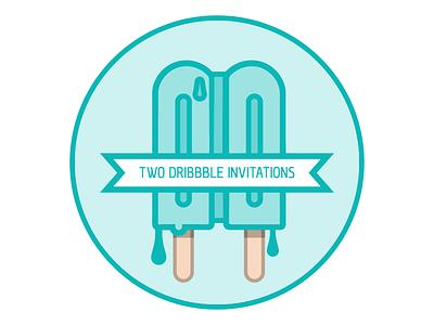 Dribbble Innitations invites hot invitations invite summer dribbble