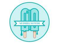 Dribbble Innitations