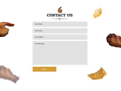 Sport Bar Restaurant restaurant food contact form website wordpress