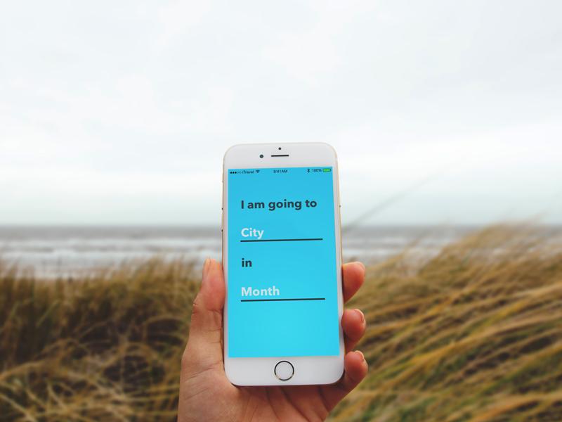 Ideal Travel App digitalnomad app iphone travel