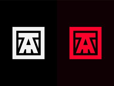 Team Avenue Logo team logo block square skull avenue team