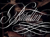 Burattini. New single by SWELTO. Real hip hop!