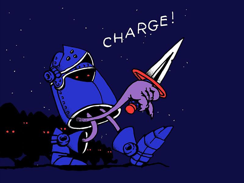 Battle! by Danilo