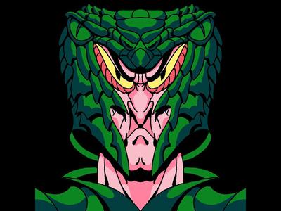 THE WARLORD SERIES. #2 Green Viper