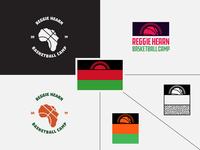 Basketball Camp Logos