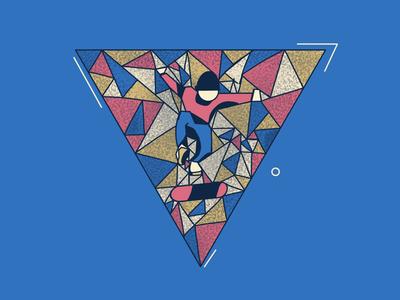 Equilateral Procreskate