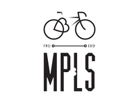 Minneapolis Bicycle Romance Badge