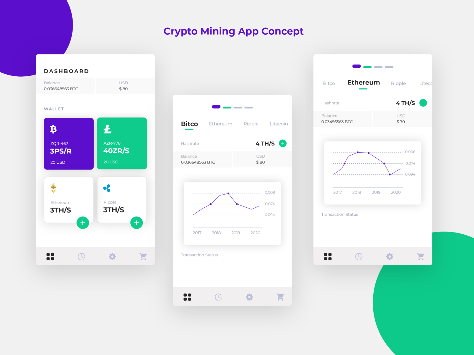 android crypto mining app