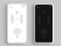 Smart controller remote app