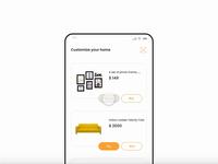 AR Furnish App