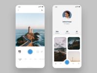 PhotoFolio - Image library app