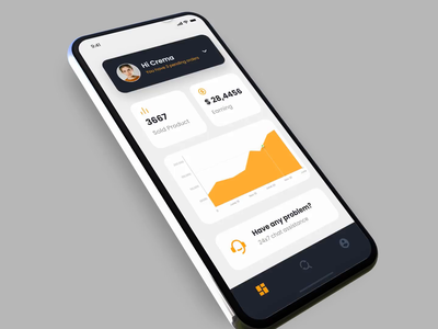 Amazon vendor app login concept amazon 2019 trends vendor app micro animation micro interactions dribbble trend web ios app ui design ux
