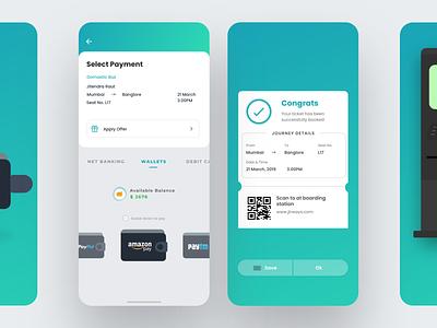 Ticket Booking App android uiuxdesign ticket booking travel app inspiration dribbble ios trend ui app design ux