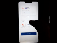 Debit Card pay interaction Hands-On