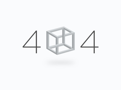 404 impossible 404