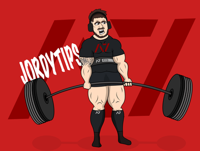 Deadlifting avatar