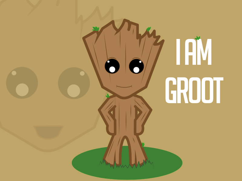 I Am Groot I Am Groot by Gareth S...