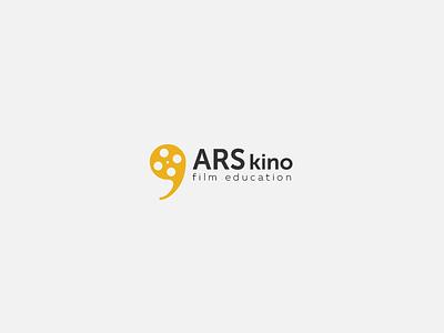 ARS kino  logo education film cinema