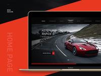 AstonMartin web