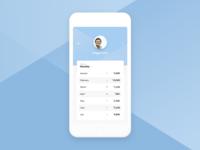 Income tracker | #randomidea